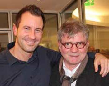 Guido Laps und Peter Vierbaum