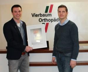 Vierbaum Orthopädie nun Neuro Kompetenzzentrum der Sporlastic GmbH