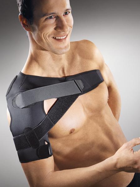 Schulter-Oberarmfixierung