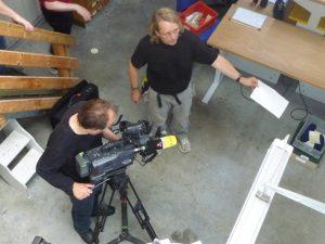 Einblicke in die Werkstatt