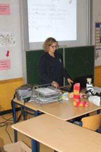 Ausbildungsbotschafterin Reneé Latza