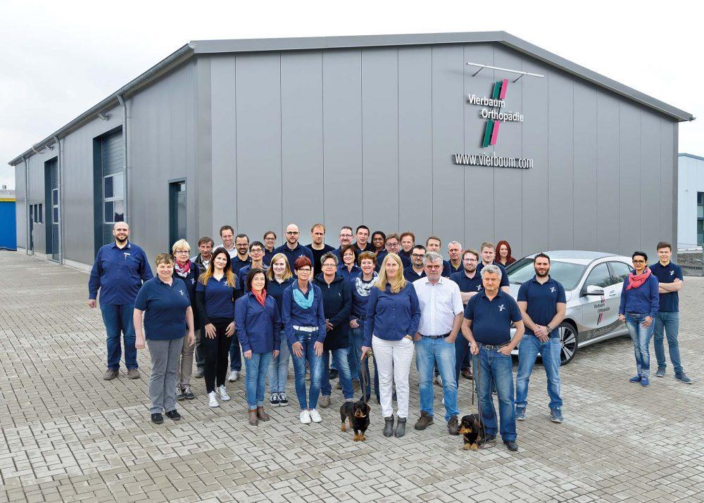 Mitarbeiter in Wiehl, Troisdorf, Bonn, Köln, Hennef und Siegen