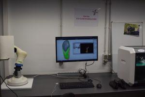 CAD Leistenkonstruktion