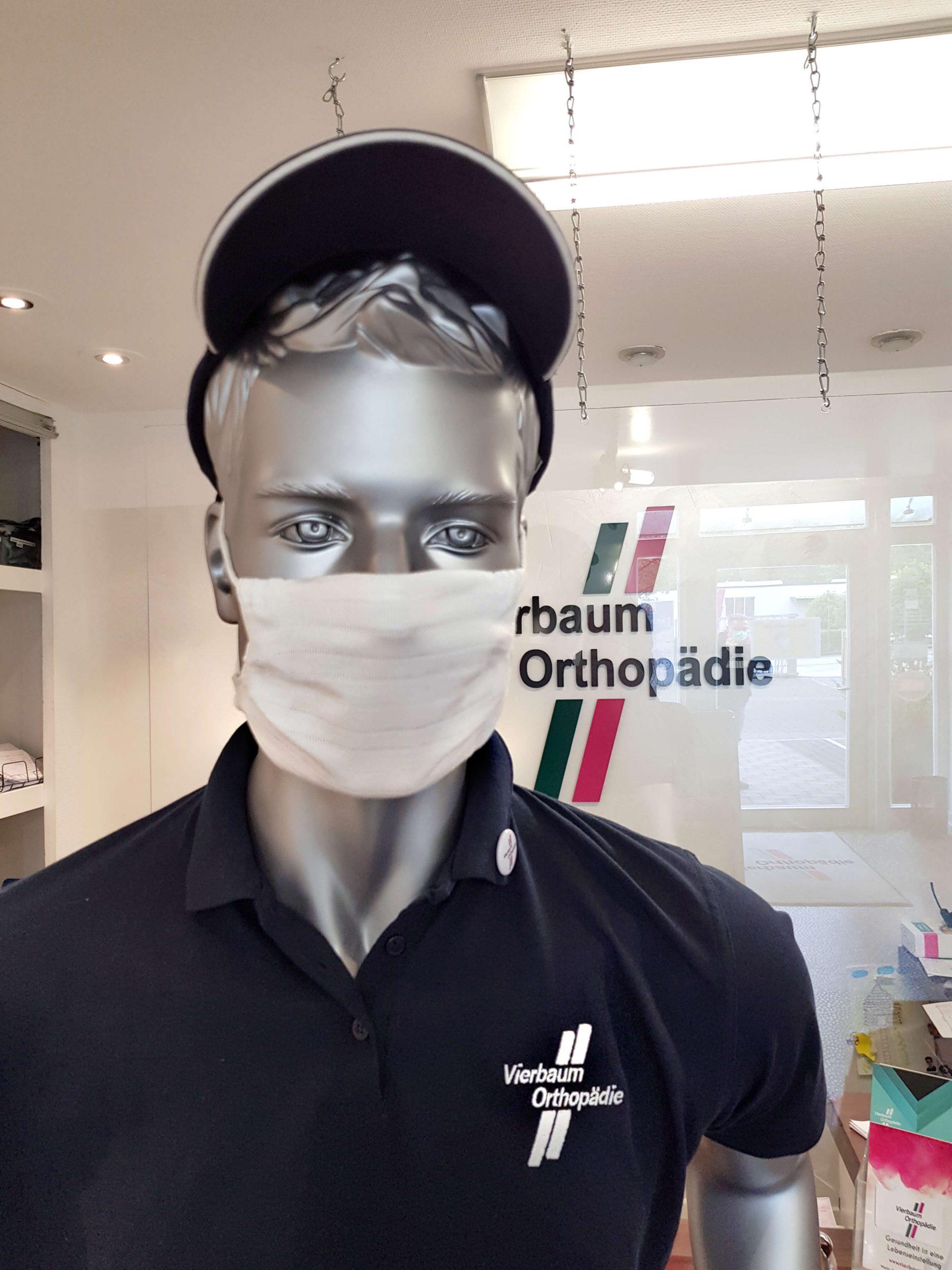 Schutzmasken für Gummersbach