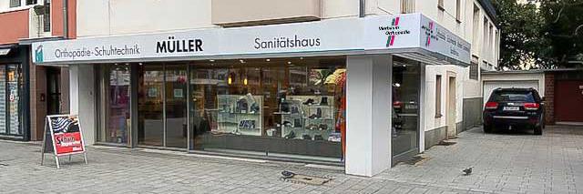 Vierbaum Orthopädie in Köln